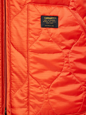 Carhartt Volta Vest Liner (Brick Orange)