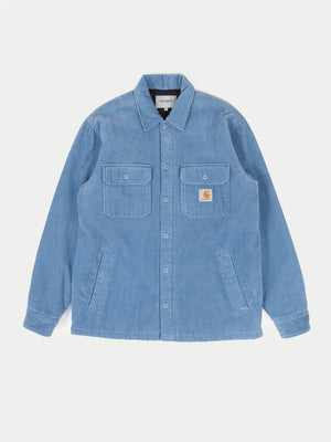 Carhartt Whitsome Shirt Jac (Cold Blue) m1
