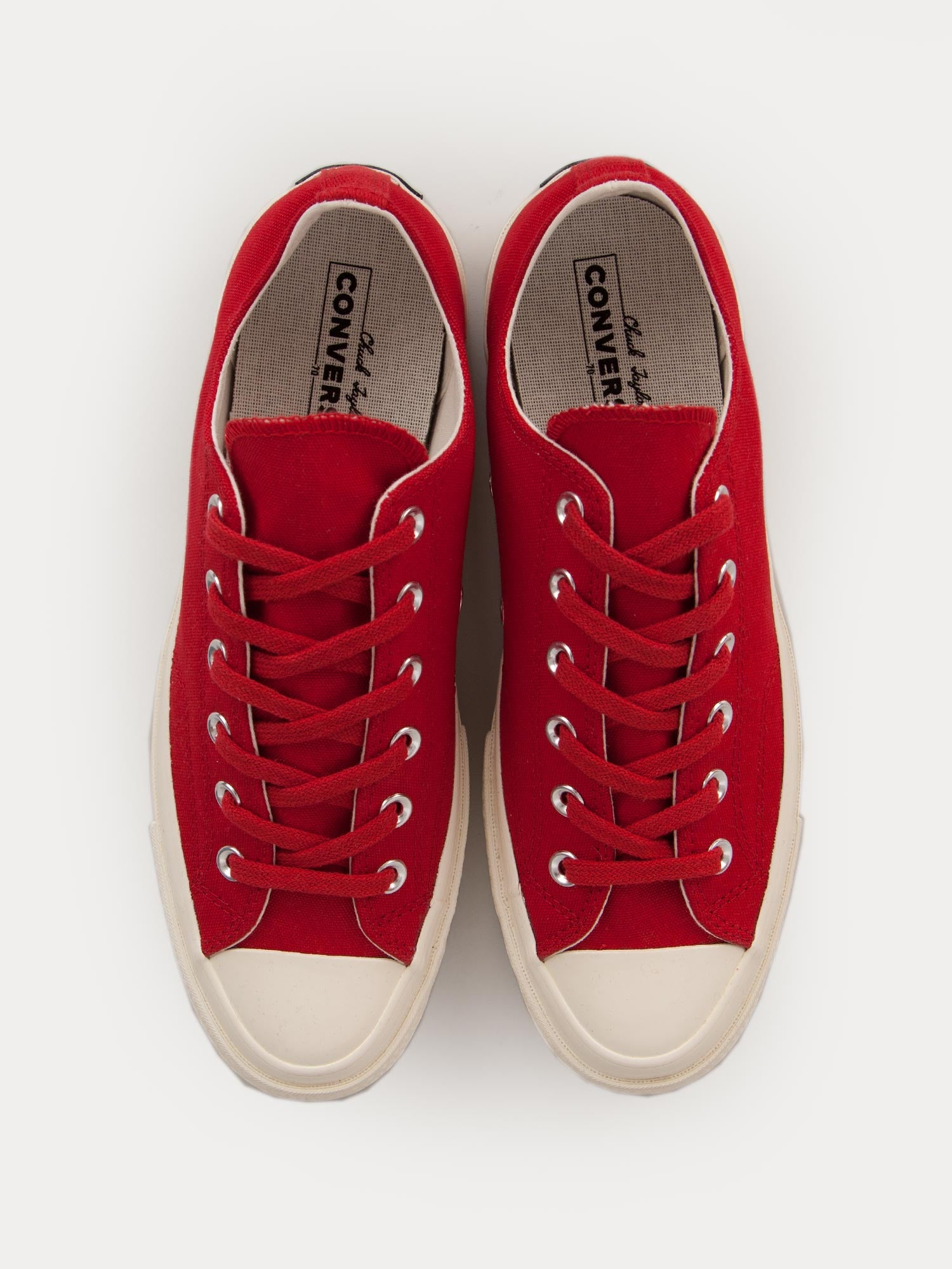 624447f809e Converse Chuck Taylor All Star 70 Ox (Gym Red)