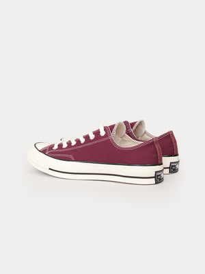 Converse All Star Chuck '70 Ox (Dark Burgundy)