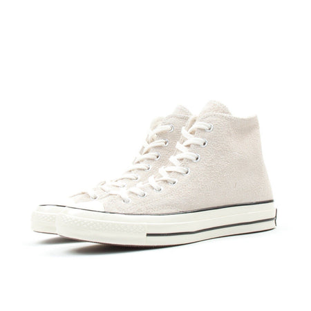 Converse Chuck Taylor All Star 70 Hi Suede (Parchment & Egret) - Number Six