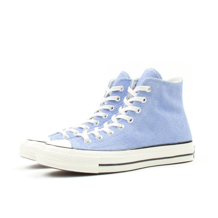 Converse Chuck Taylor All Star 70 Hi Suede (Pioneer Blue & Egret) - Number Six 1