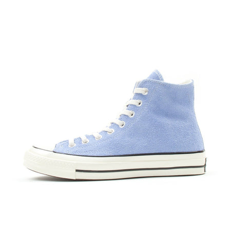 Converse Chuck Taylor All Star 70 Hi Suede (Pioneer Blue & Egret) - Number Six