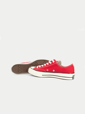 Converse Chuck Taylor All Star 70 Ox (Enamel Red) 2