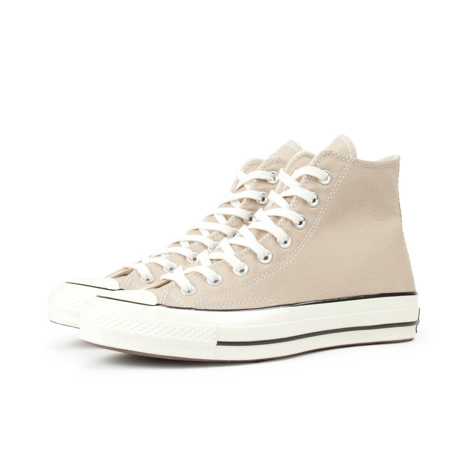 Converse Chuck Taylor All star 70 Hi (Vintage Khaki, Black & Egret) - Number Six