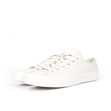 Converse Chuck Taylor II (Parchment Mono Mesh Back Leather)