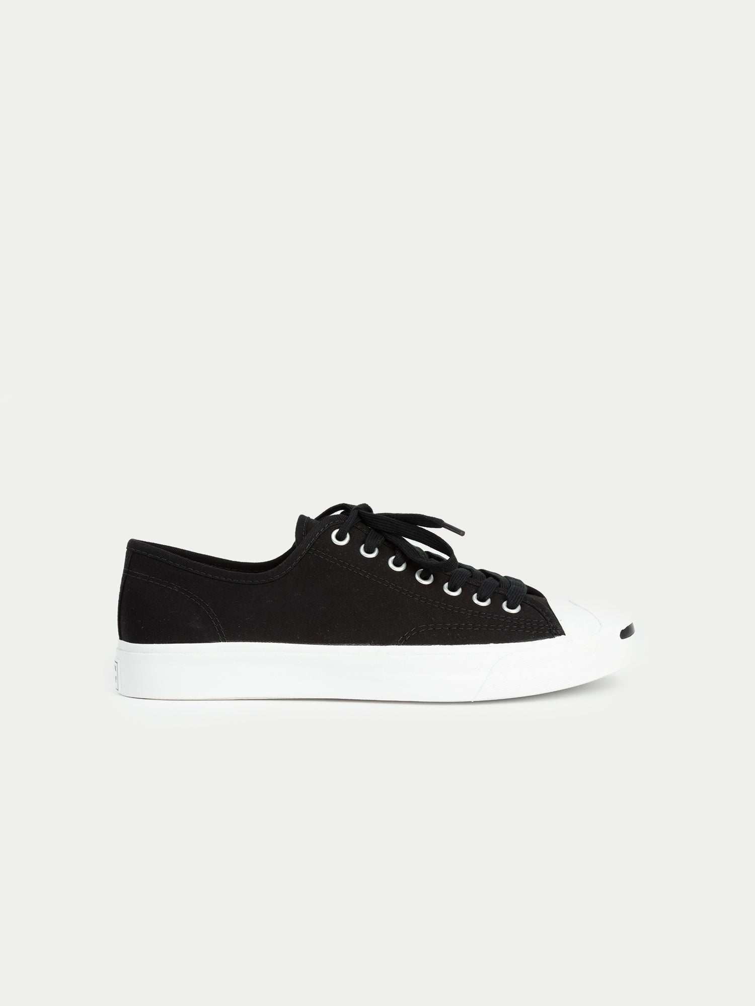 Converse Jack Purcell Ox (Black) 1