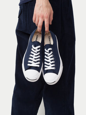 Converse Jack Purcell Ox (Obsidian) 1