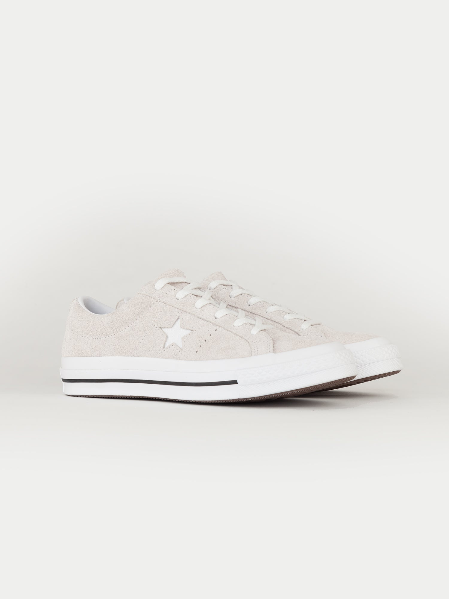 Converse One Star Ox (White)