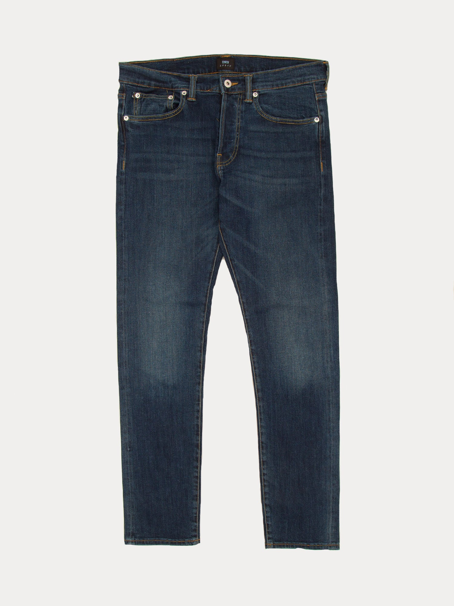 Edwin ED-80 10.5oz Red Selvage Jeans (Blast Wash)
