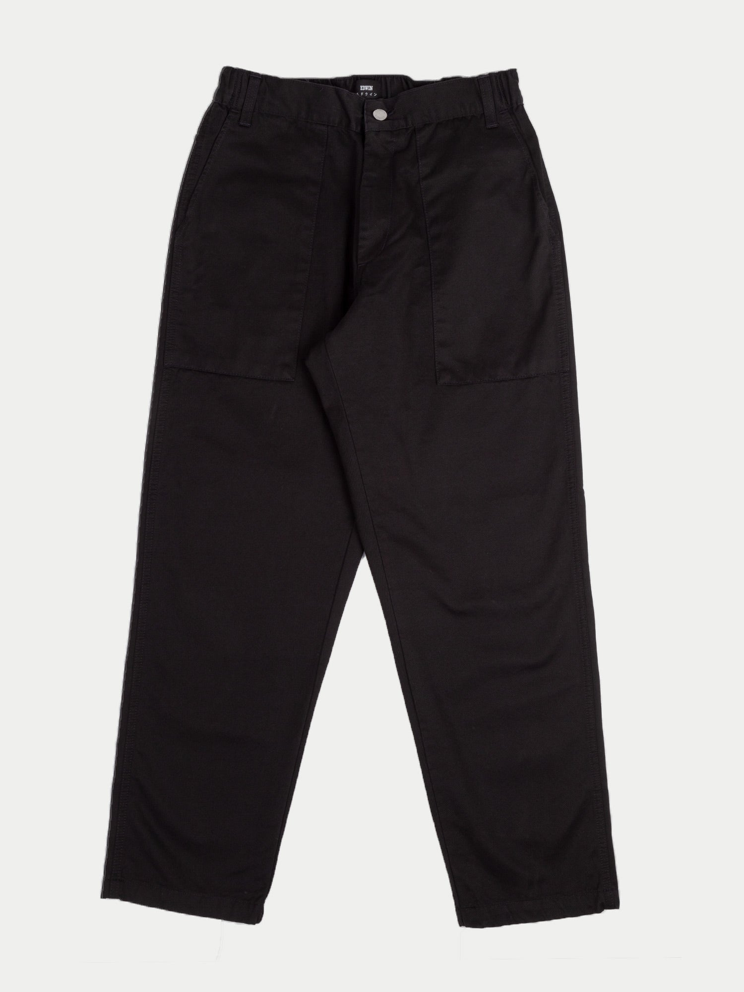Edwin Labour Pants (Black)