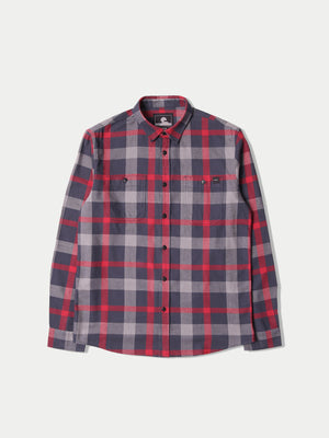 Edwin Labour Shirt (Ebony)22