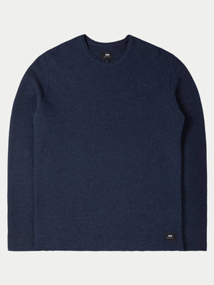 Edwin Terry Knit Top (Navy)