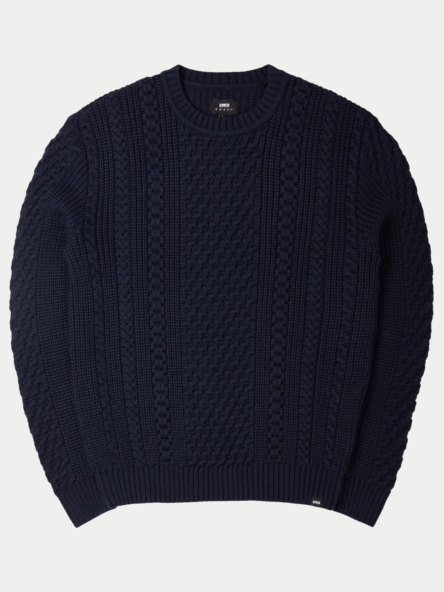 Edwin United Sweatshirt (Navy)
