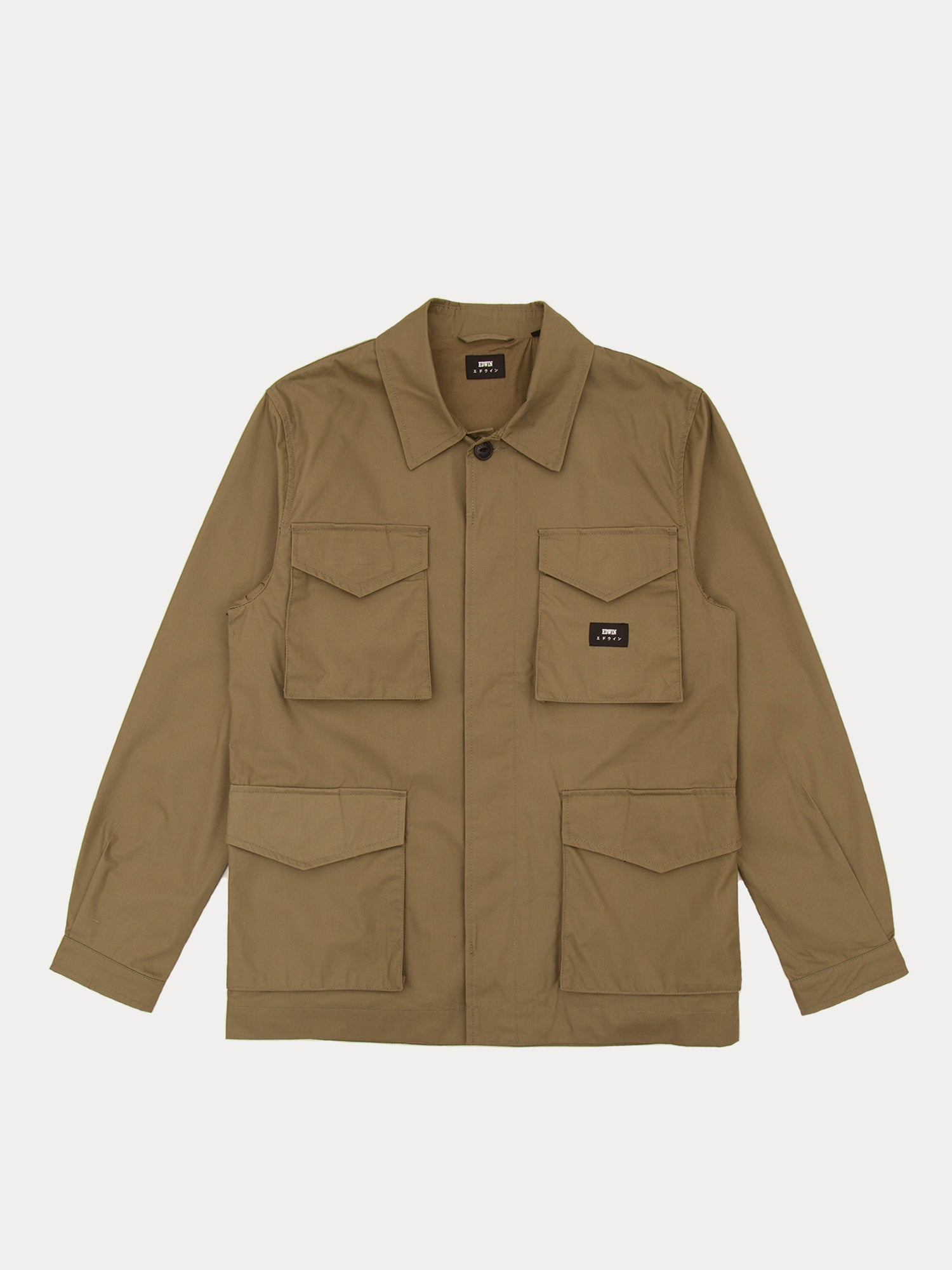 Edwin Corporal Jacket (Military Green)