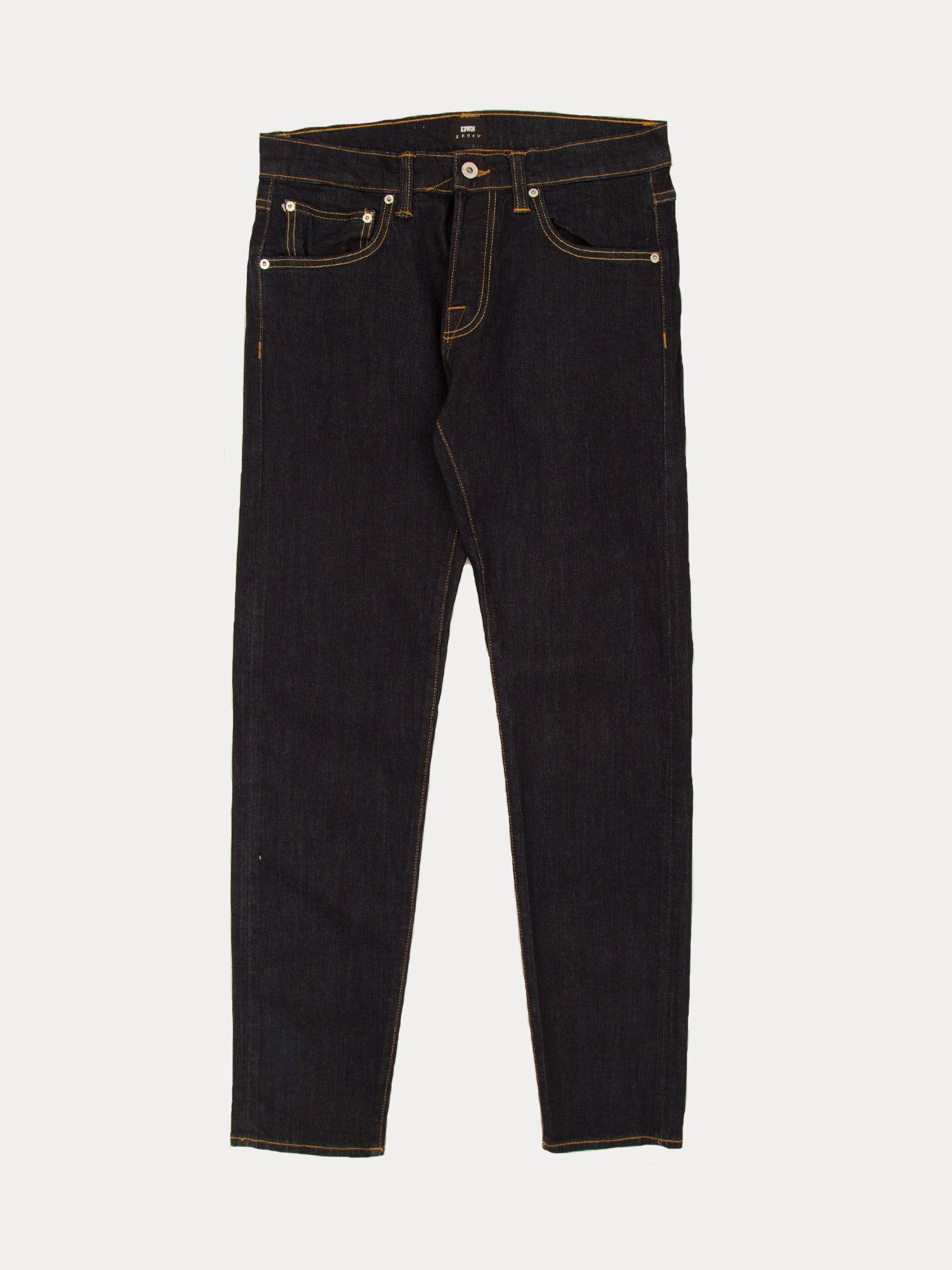 Edwin ED-55 10.5oz Red Selvage Jeans (Rinsed)
