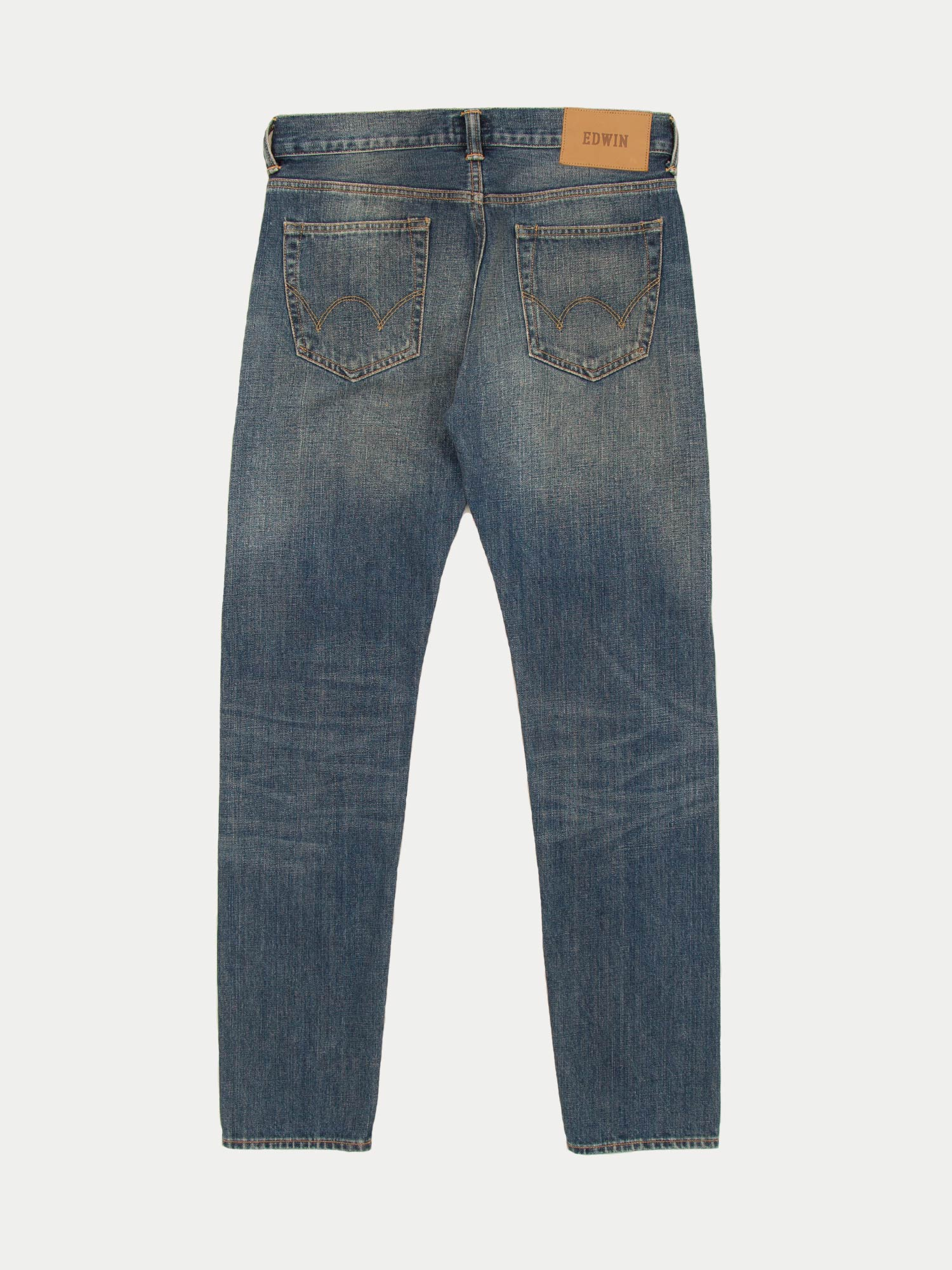 Edwin ED-80 14oz Red Selvage Jeans (Satomi Wash)