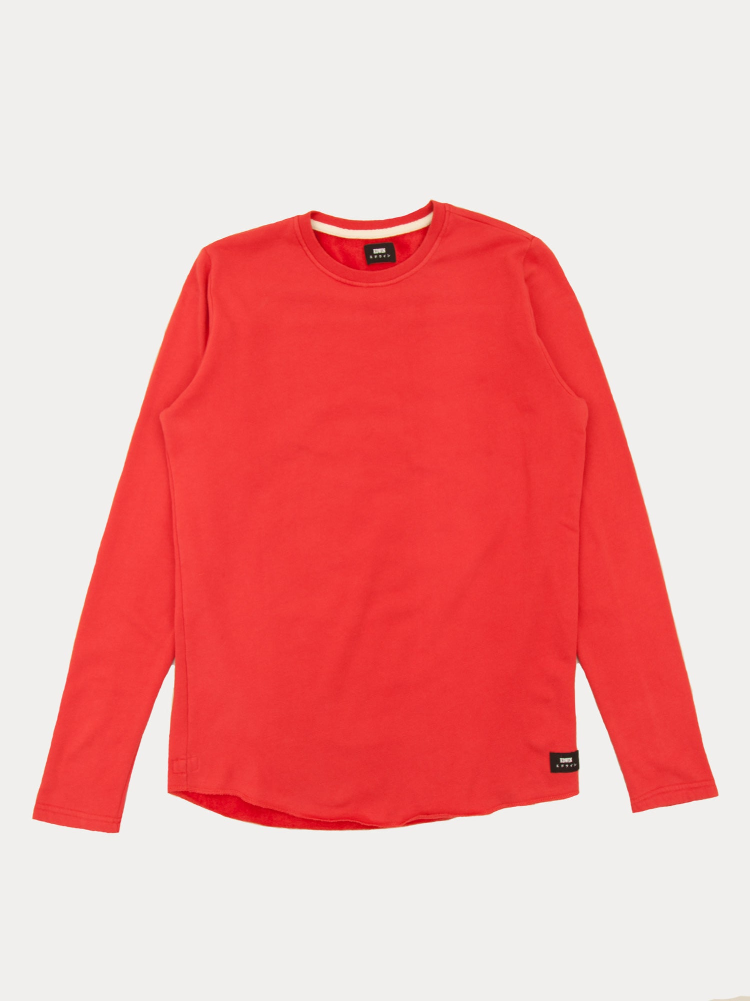 Edwin Terry T-Shirt (Washed Red)