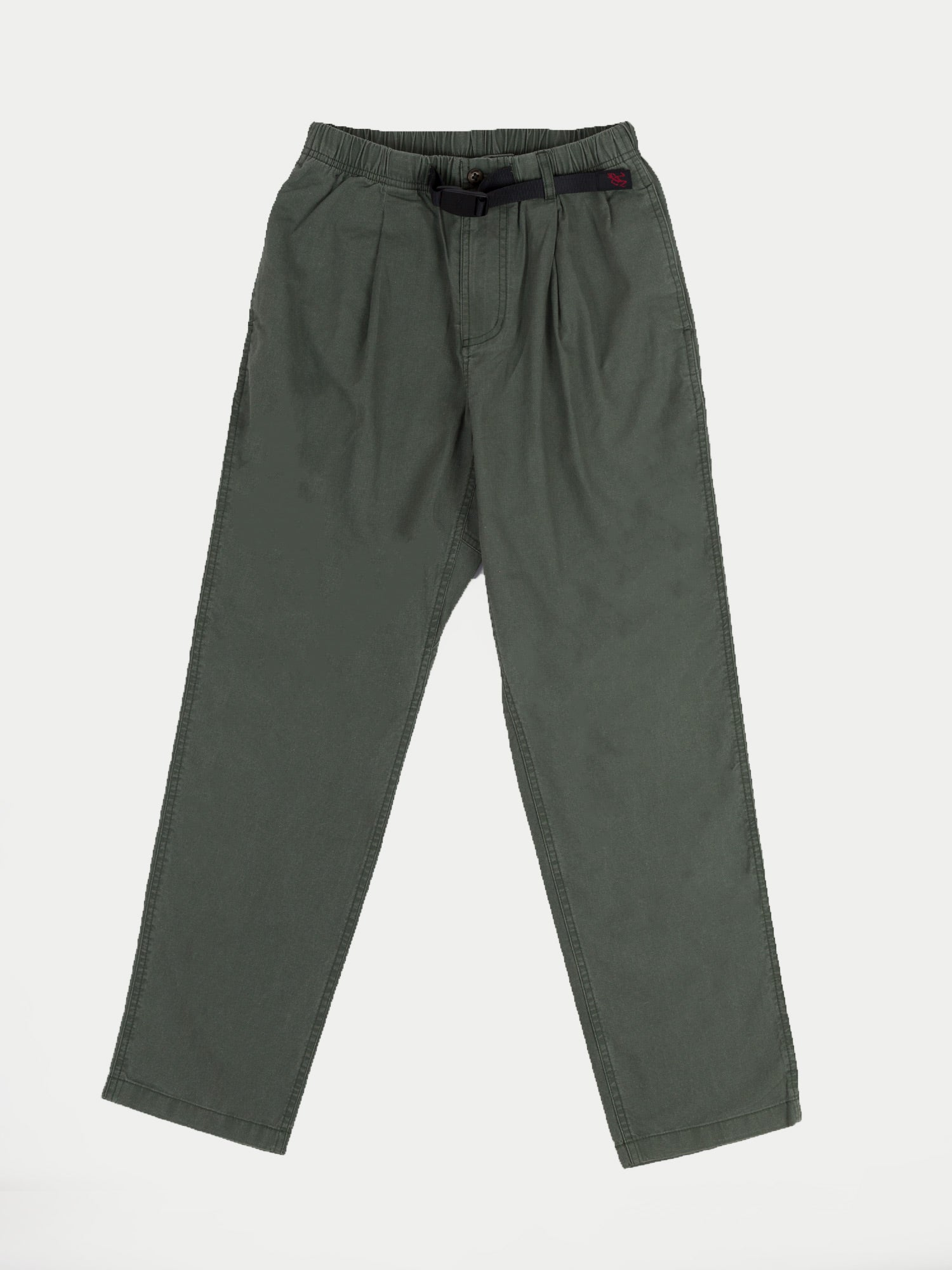Gramicci Basket Tuck Taper Pants (Army) 1