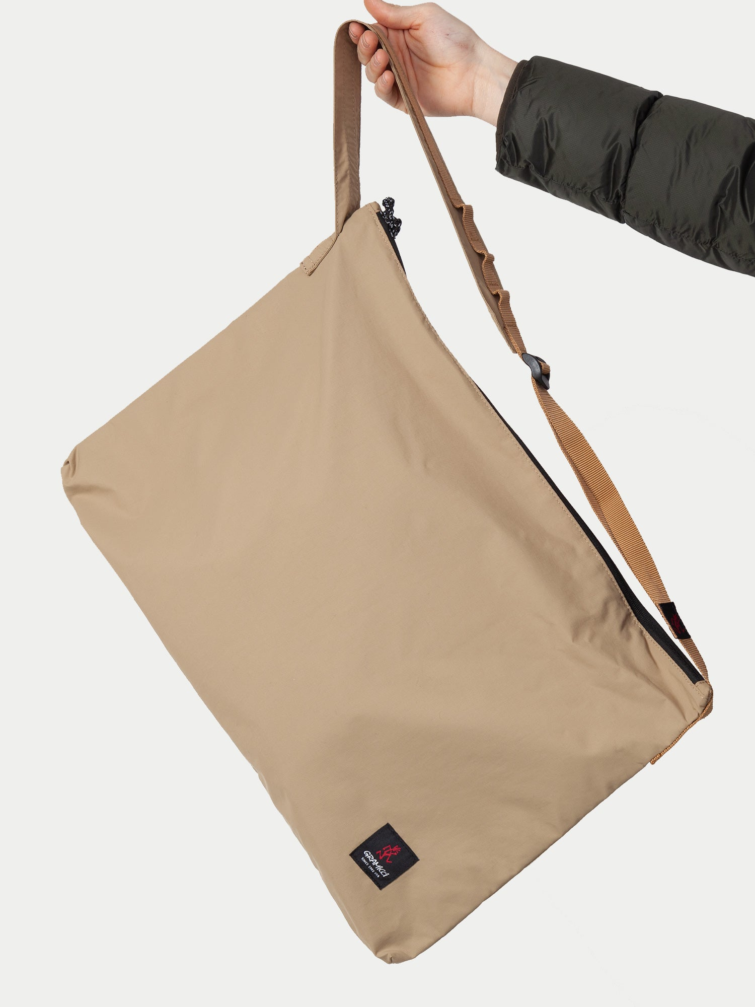 Gramicci Big Shopper Bag (Sand) 1