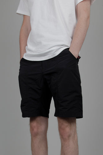 Gramicci Shell Gear Lightweight Shorts (Black) Front