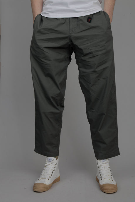 Gramicci Weather Wide Tapered Pants (Desert Green)