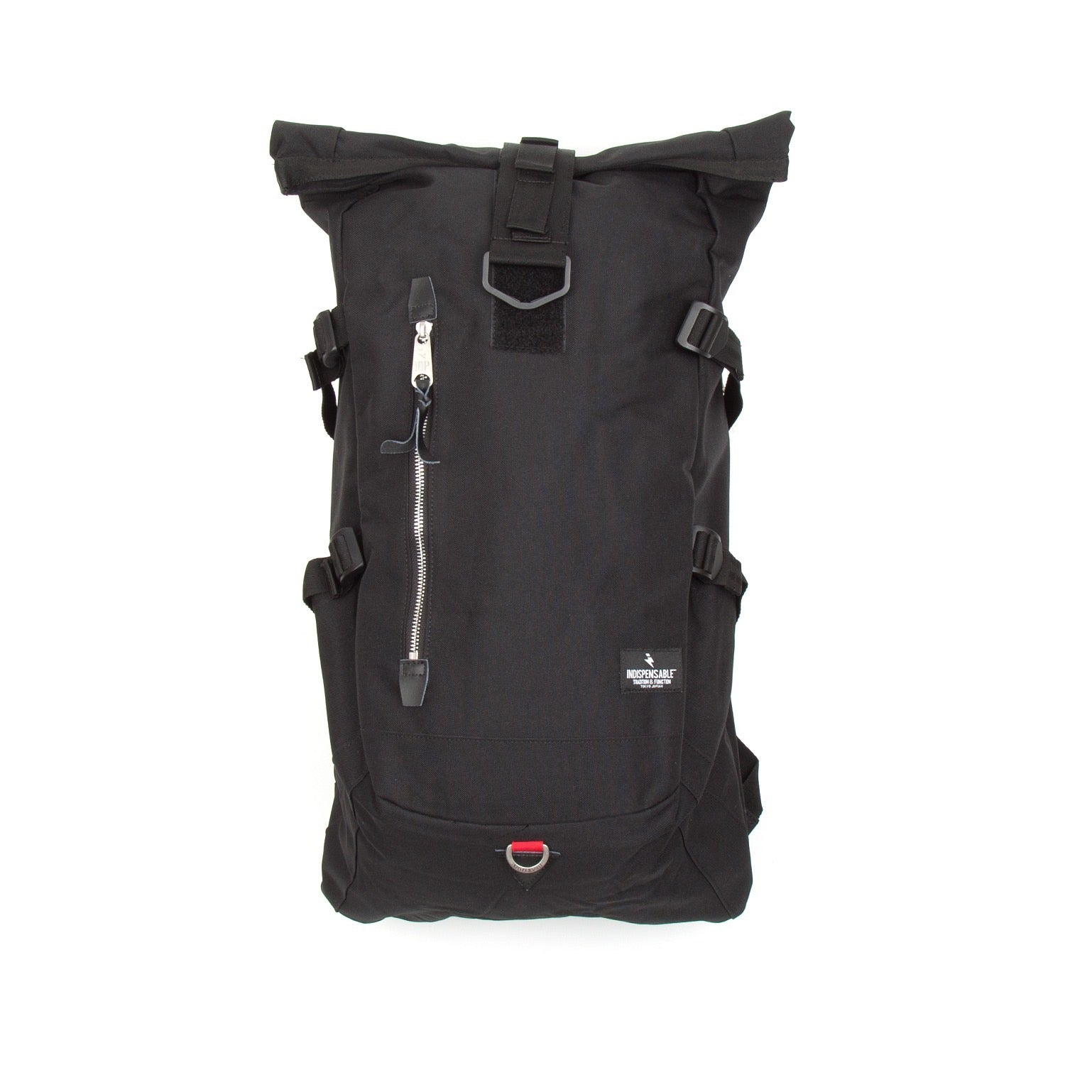 Indispensable Rolls Backpack (Black)-1