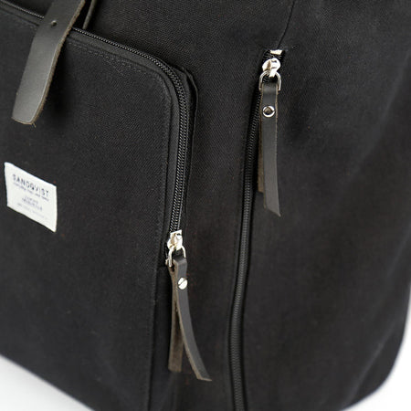 Sandqvist Jerry Backpack (Black)