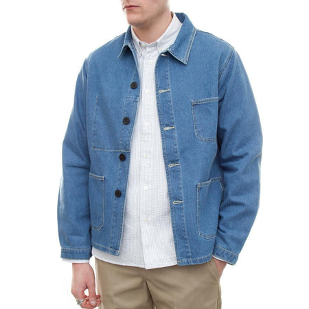La Paz Baptista Jacket (Denim)