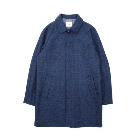 La Paz Couto Overcoat (Blue) - Number Six