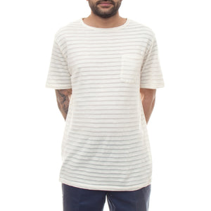 La Paz Guerreiro T-Shirt (Birch Stripes)-4