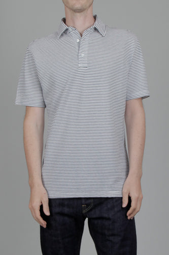 La Paz Leao Recycled Polyester-Blend Polo Shirt 01