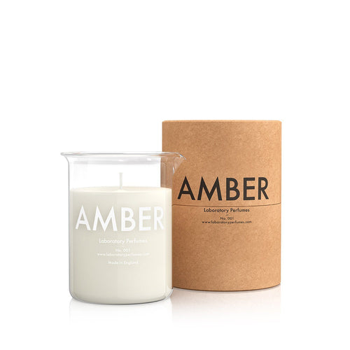 Laboratory Perfumes Amber Candle - Number Six