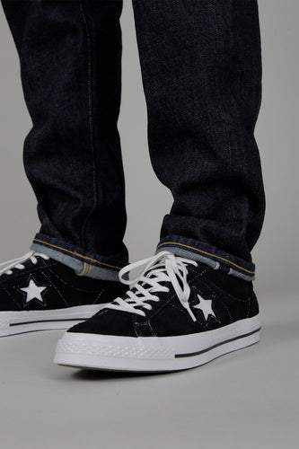Converse One Star Premium Suede Ox (Black)