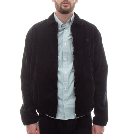 Carhartt Madison Jacket (Dark Navy Rinsed)