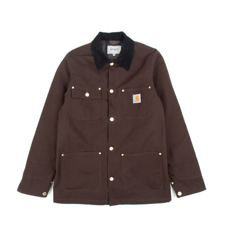 Carhartt Michigan Chore Coat (Tobacco)2