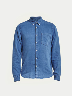 NN07 Falk Shirt (Light Blue)