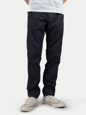 NN07 Karl Trousers (Navy) m1