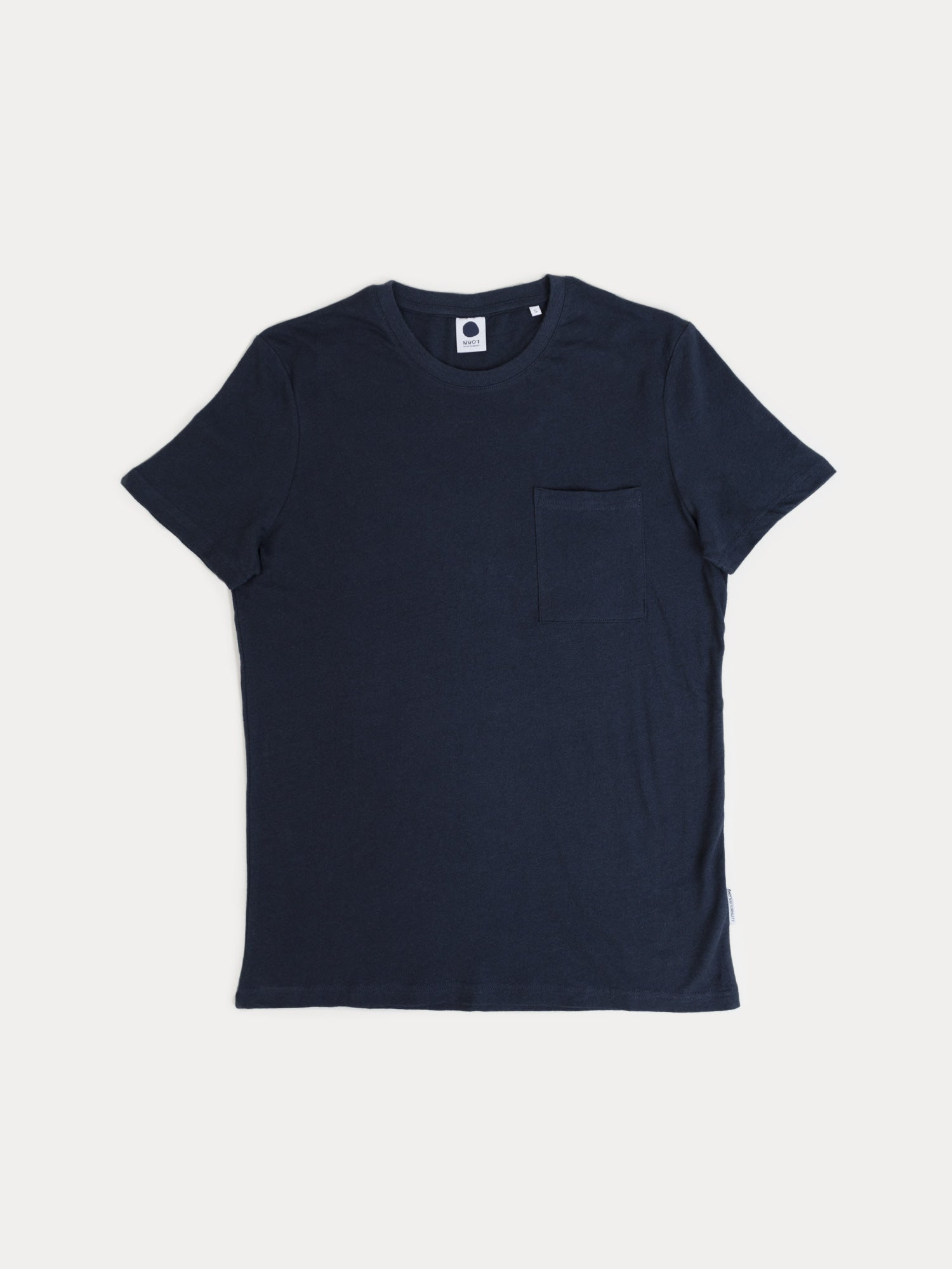 NN07 Barry Pocket T-Shirt (Navy Blue)