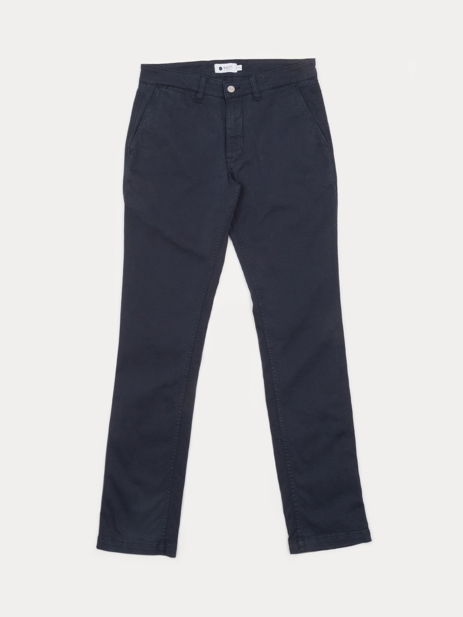 NN07 Marco Trousers (Navy Blue)