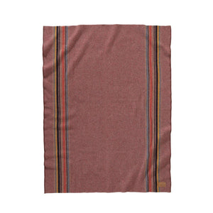 Pendleton Yakima Twin Camp Blanket (Red Mountain) 2