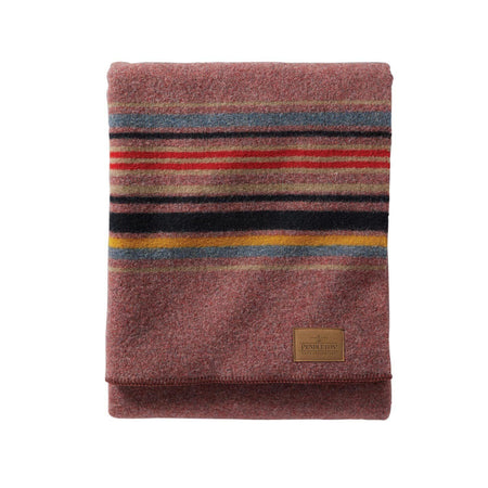 Pendleton Yakima Twin Camp Blanket (Red Mountain)
