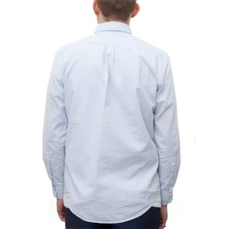 Portuguese Flannel Atlantico Shirt (Blue)