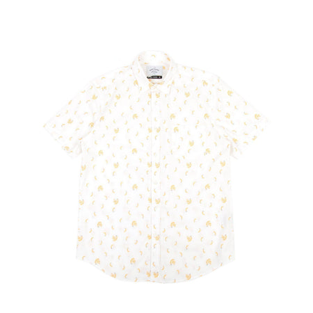 Portuguese Flannel Bananas Shirt (White)