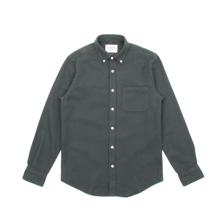 Portuguese Flannel Suave Shirt (Green)
