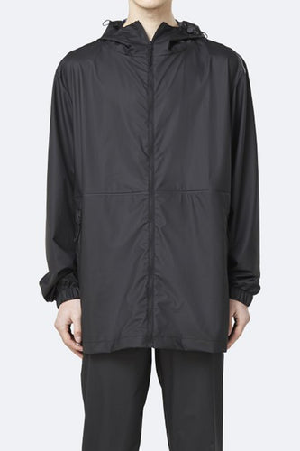 Rains Ultralight Jacket (Black) Front