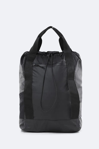 Rains Ultralight Tote (Black) Front