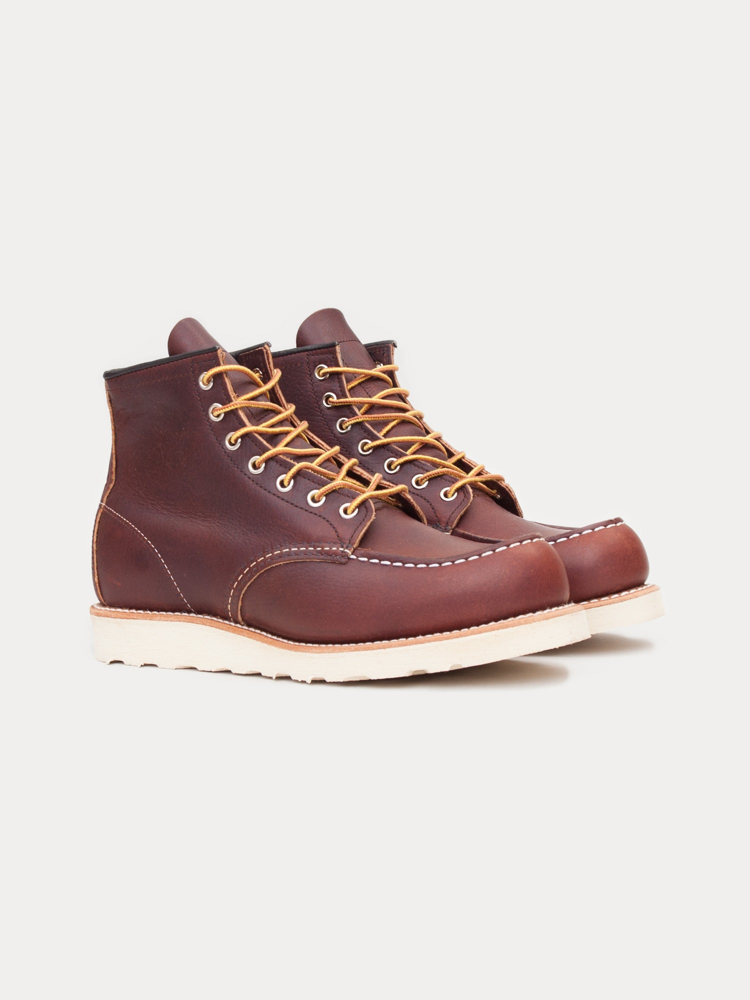 Redwing Moc Toe Boot (Brown)