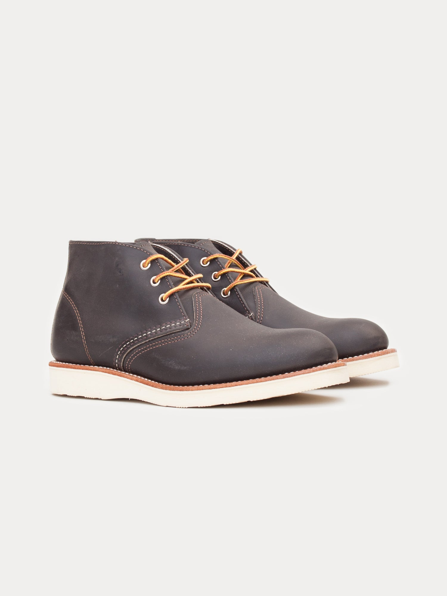 Redwing Work Chukka (Charcoal)
