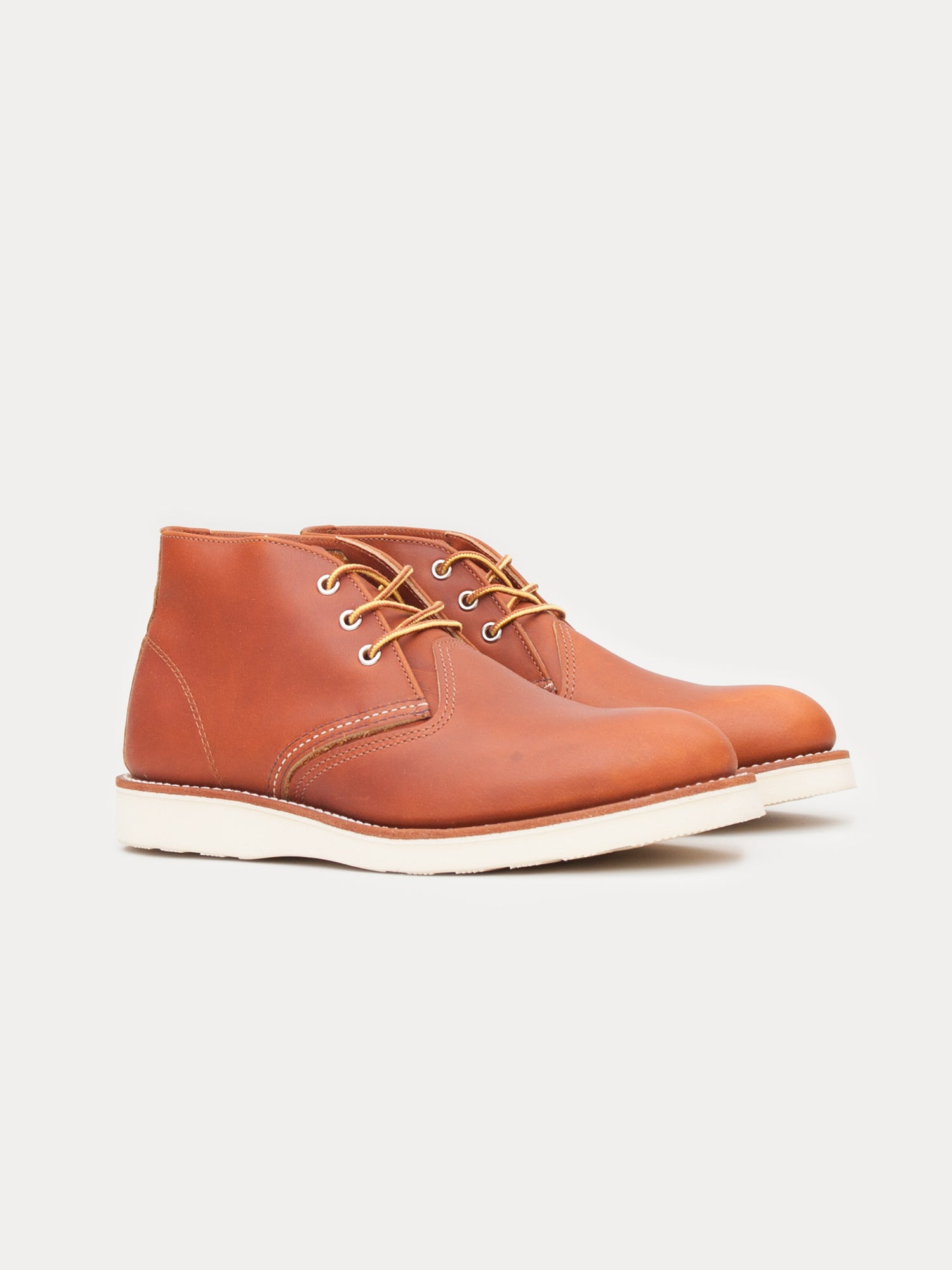 Redwing Work Chukka (Light Brown)